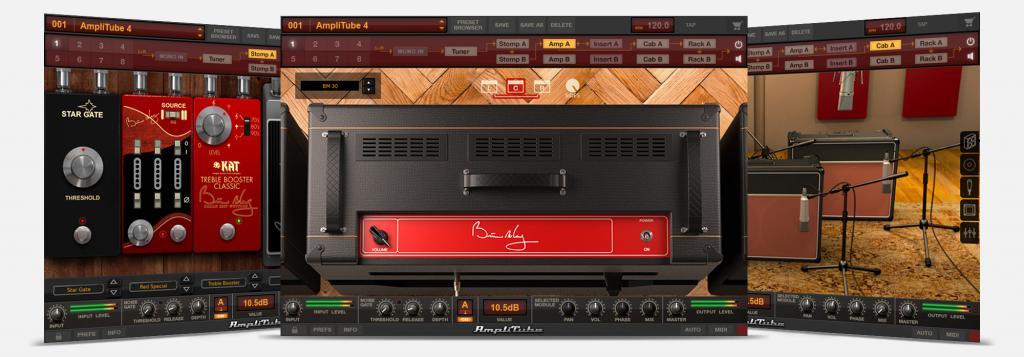 IK Multimedia AmpliTube Brian May