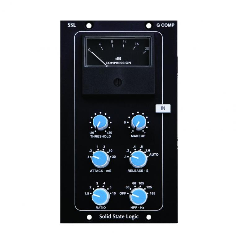 G Comp Stereo Bus Compressor