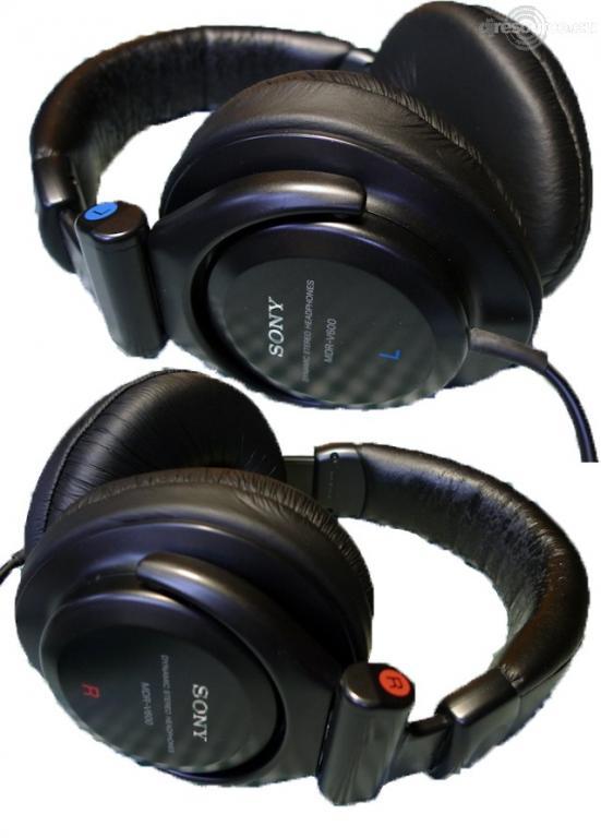 Sony MDR V-600