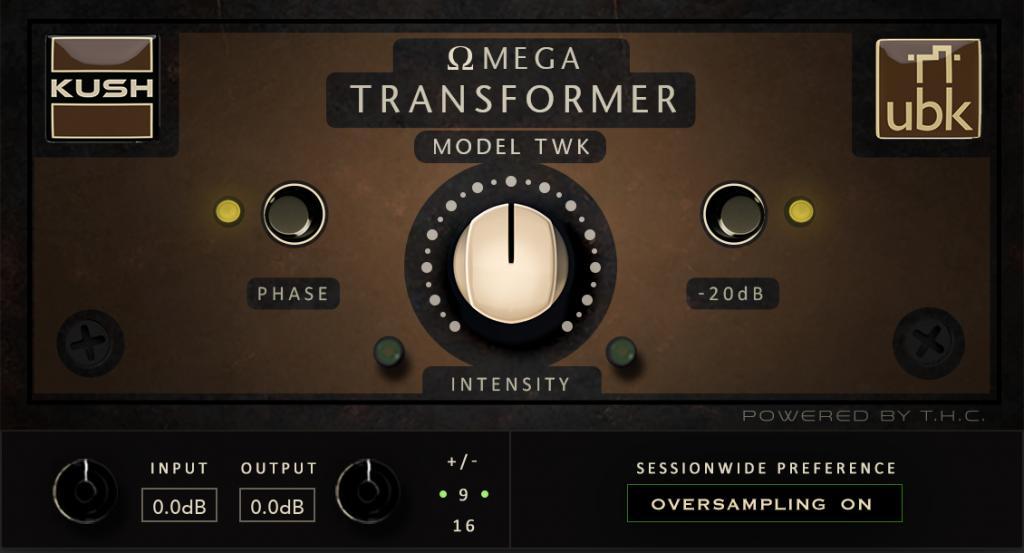 Omega TWK