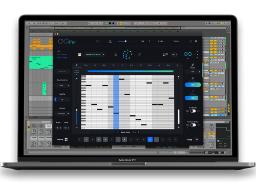 Audiomodern Riffer 2