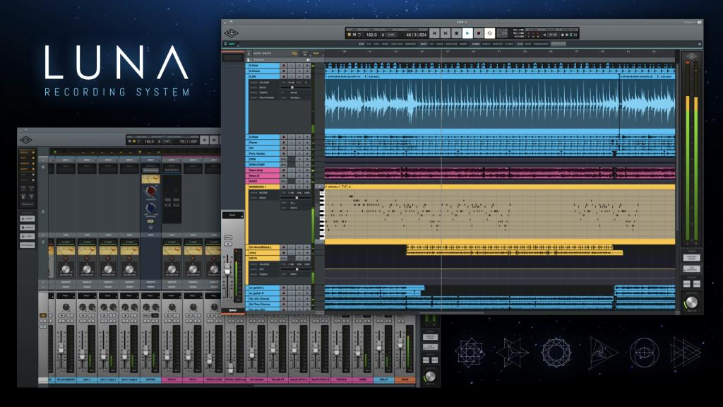 Luna Recording System