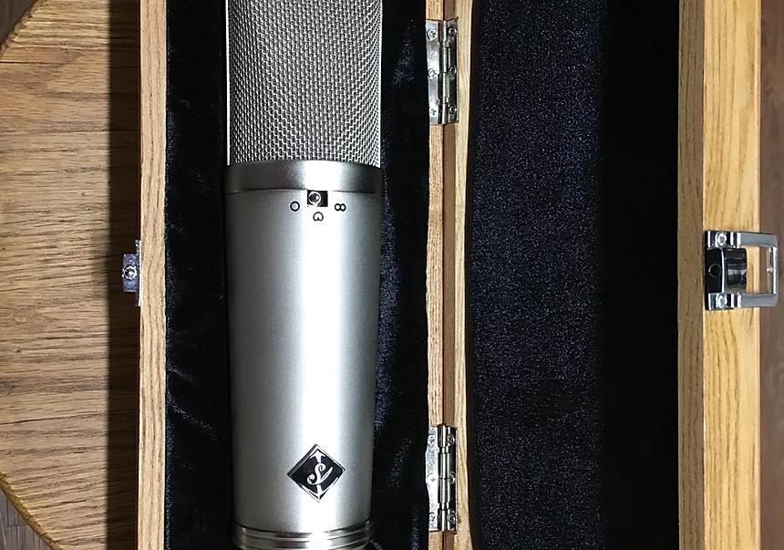 Serrano Audio 87