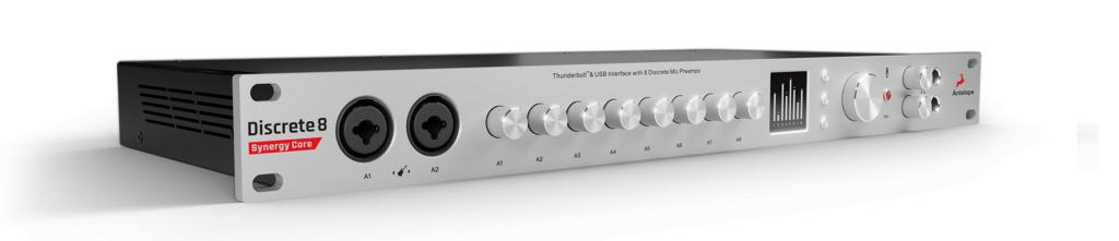 Antelope Audio Discrete 8 Synergy Core