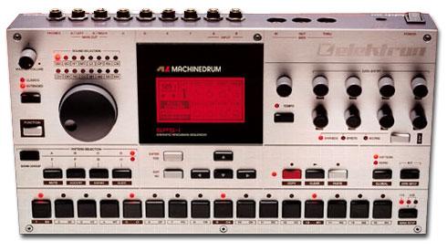 Machinedrum SPS-1