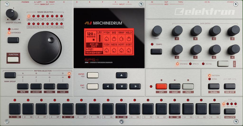 Machinedrum SPS-1 MKII