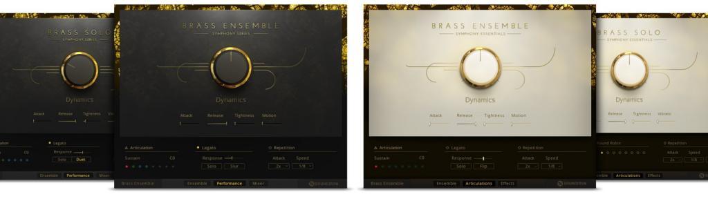 Symphony Series - Brass