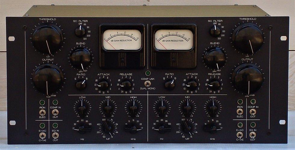 Regular John Recording VCA+BAX BUSS PROCESSOR