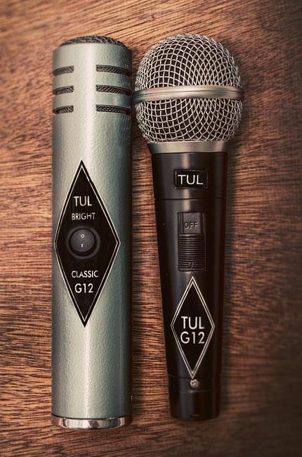 Tul Microphones G12