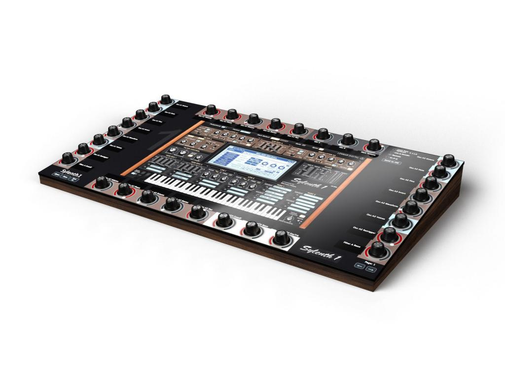 MPMidi MP MIDI Controller
