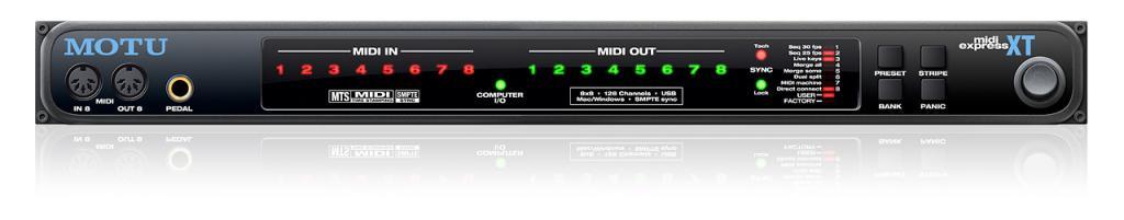MIDI Express XT USB