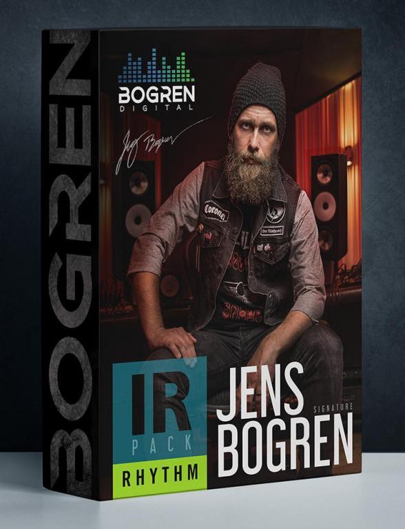 Bogren Digital Jens Bogren Signature IR Pack - Rhythm
