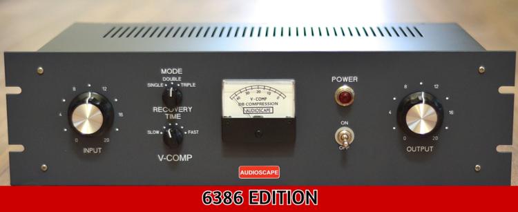AudioScape V-Comp 6386