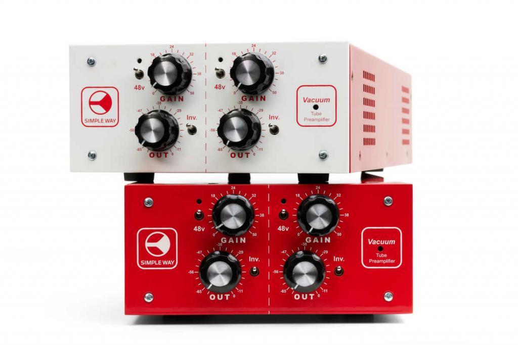 Simple Way Audio Vacuum