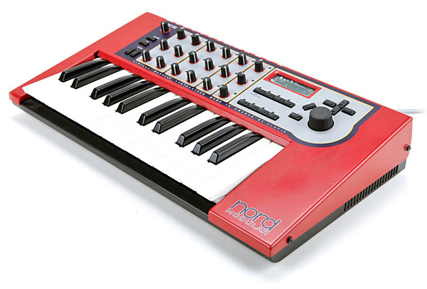 Nord Modular G1 Expanded