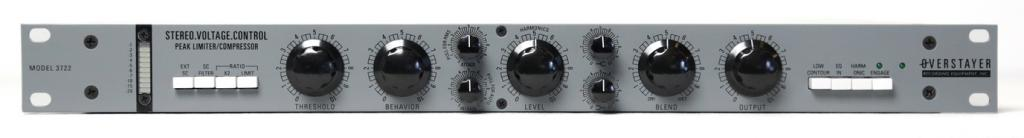 Stereo Voltage Control Model 3722