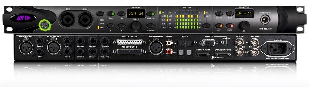 Pro Tools | HD OMNI