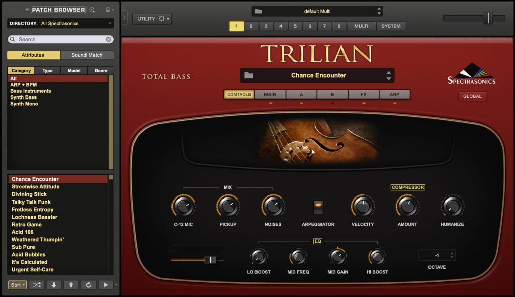 Trilian 1.5