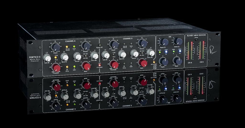 Portico II Master Buss Processor