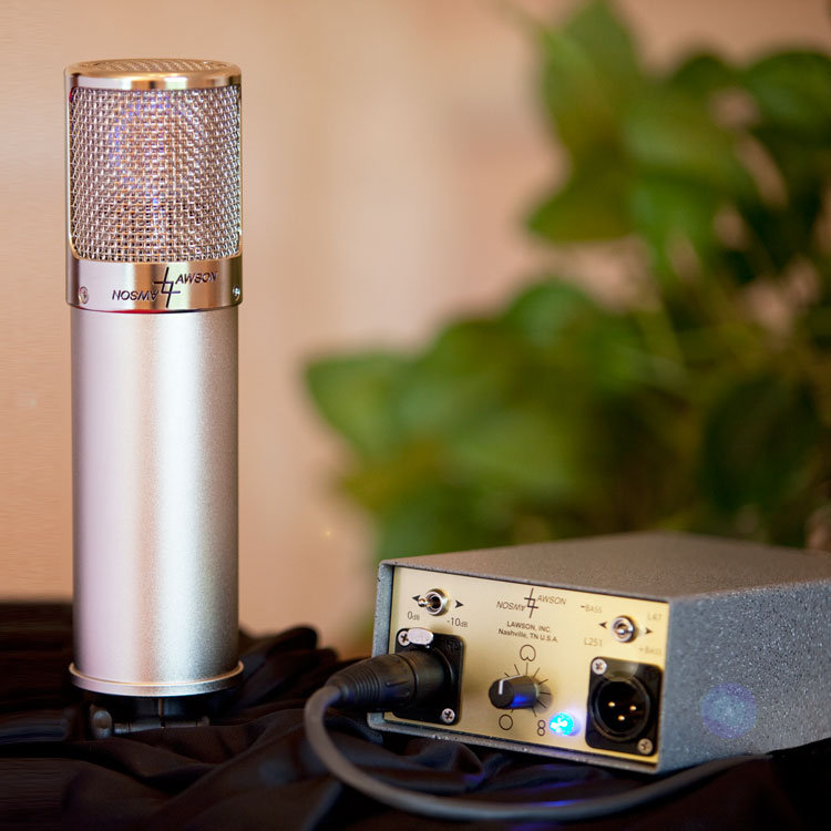 Lawson Microphones L47MPII