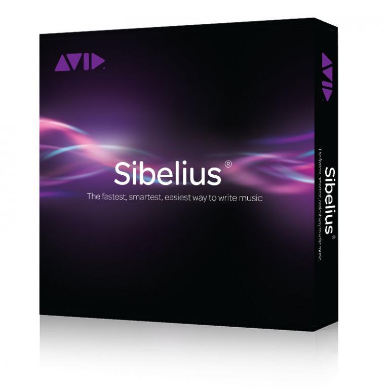 Sibelius 2020.9
