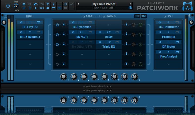 PatchWork 2.5