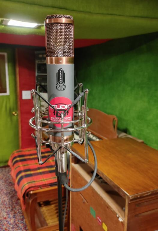 Viking Microphones Viking/Orpheum Condenser