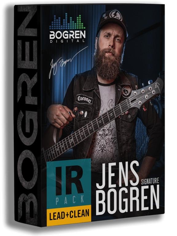 Bogren Digital Jens Bogren Signature IR Pack - Cleans and Leads