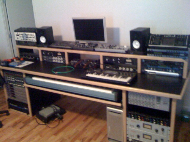 music production studio desk images pictures becuo