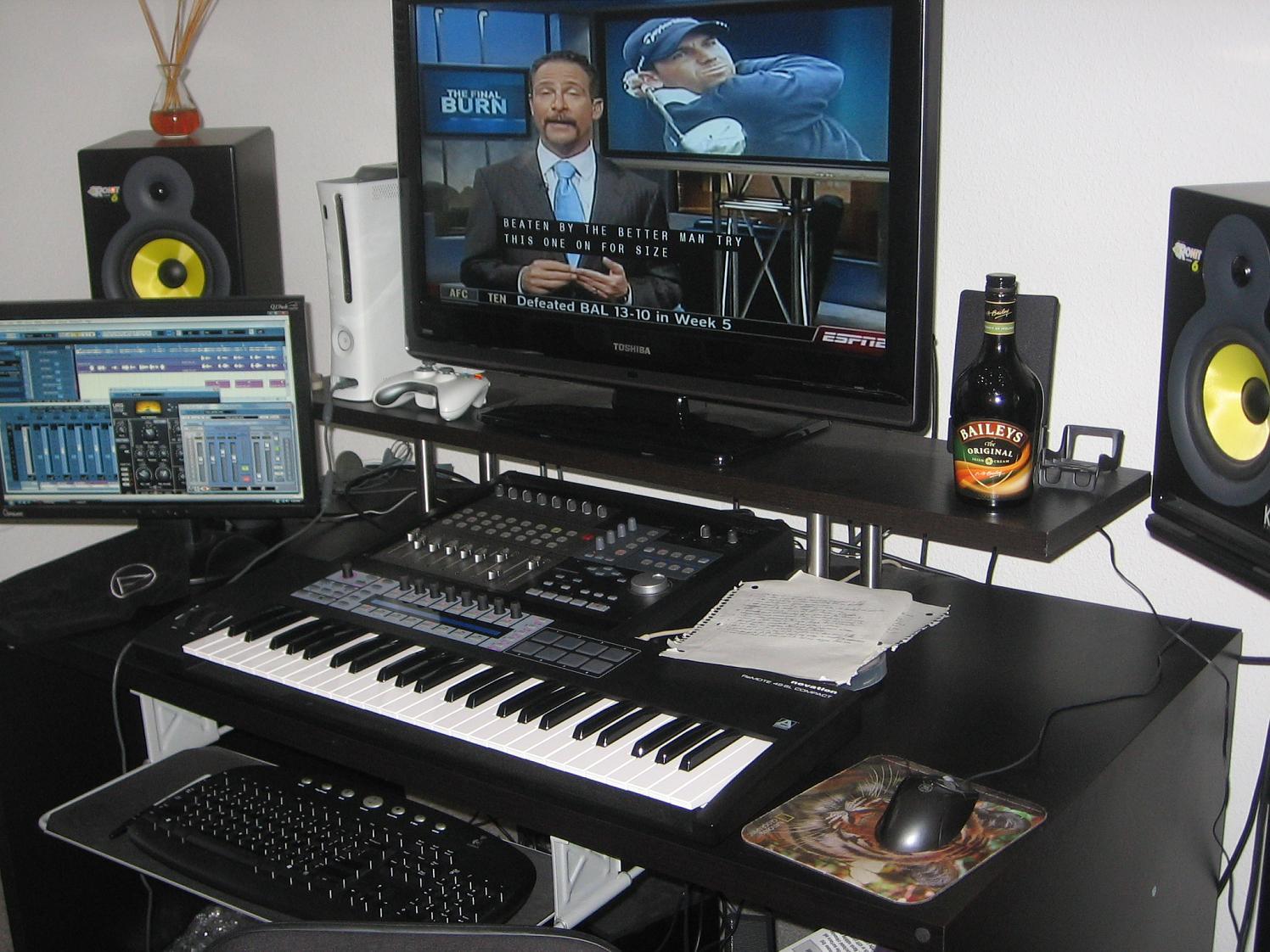 studio beat machine