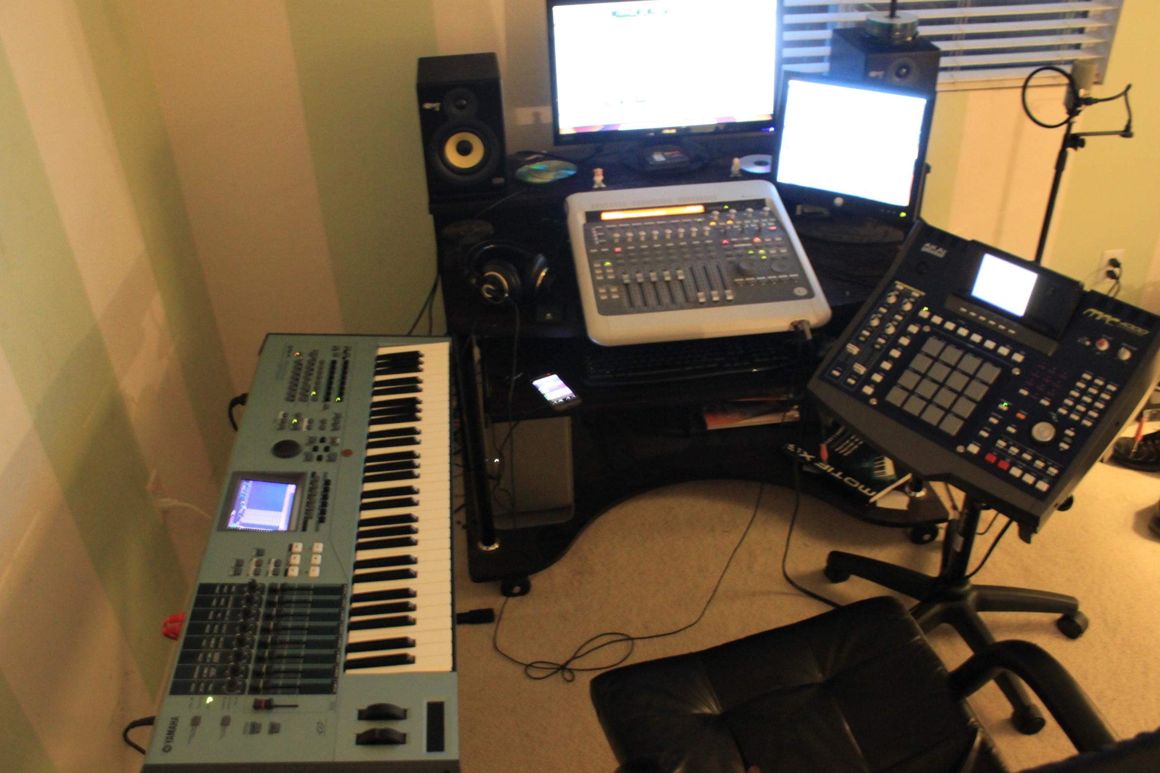 MPC 3000 vs. MPC 4000 - Page 4 - Gearslutz Pro Audio Community