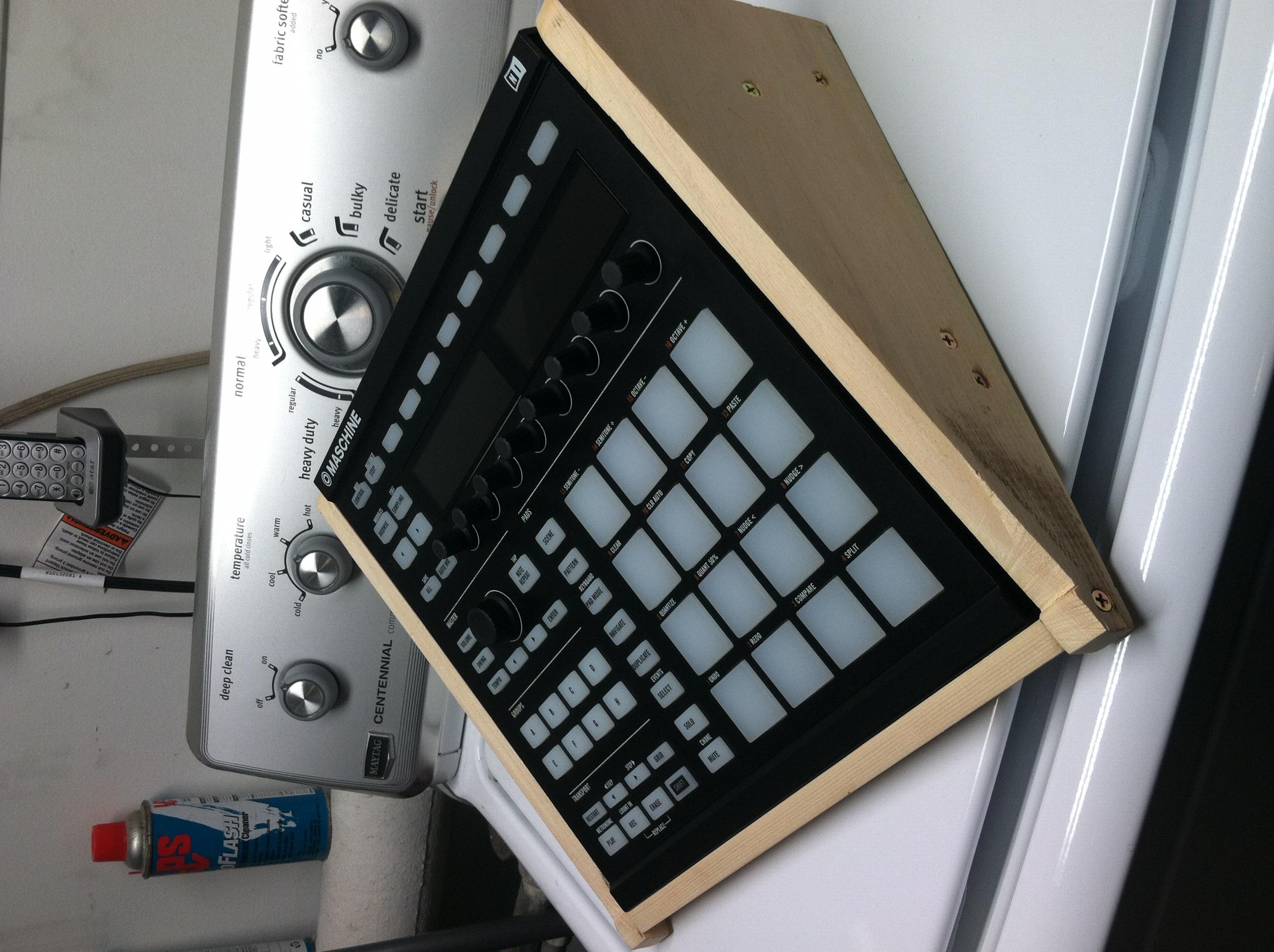 drum machine stand