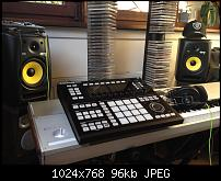 Who bought a Maschine Studio or upgraded to Maschine 2.0... how do you like it?-img_1364.jpg