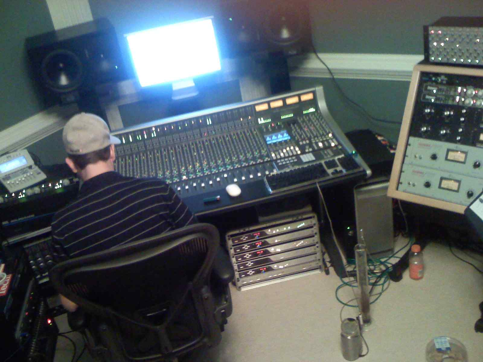 Prime Show Us Your Recording Setup Post Your Studio Pics Here Largest Home Design Picture Inspirations Pitcheantrous