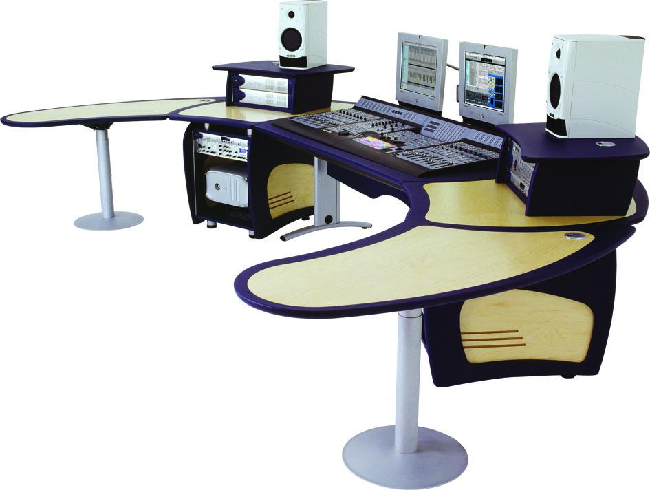 Small Studio Desk Studio Desk For Audio Graphic Design