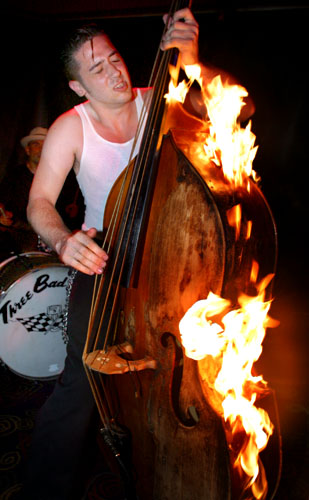 Recording An Upright Bass For Rockabilly Hints Tricks
