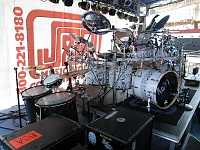 Korn -- South Street Seaport Live Concert-korndrums-percussion.jpg