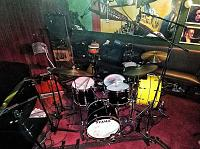 Pictures of Mic'ed Up Drum Kits Captured On Location or During Live Concert Scenarios-10-check-out-how-i-miced-joe-saylors-dual-drum-kit-setup.jpg