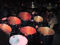 Pictures of Mic'ed Up Drum Kits Captured On Location or During Live Concert Scenarios-03-sometime-you-have-improvise-how-mic-capture-william-cobhams-drums-.jpg