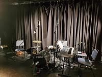 Pictures of Mic'ed Up Drum Kits Captured On Location or During Live Concert Scenarios-setmefree-band.jpg