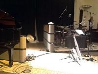 Pictures of Mic'ed Up Drum Kits Captured On Location or During Live Concert Scenarios-04-i-didnt-want-enclose-musicians.-keeping-open-environment-key-successf.jpg
