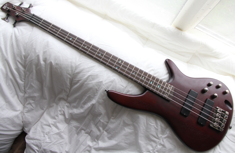 ibanez sr500 active bass guitar user review gearslutz pro audio community. Black Bedroom Furniture Sets. Home Design Ideas