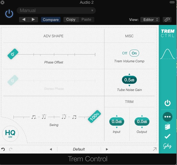 Goodhertz Trem Control - User review - Gearslutz