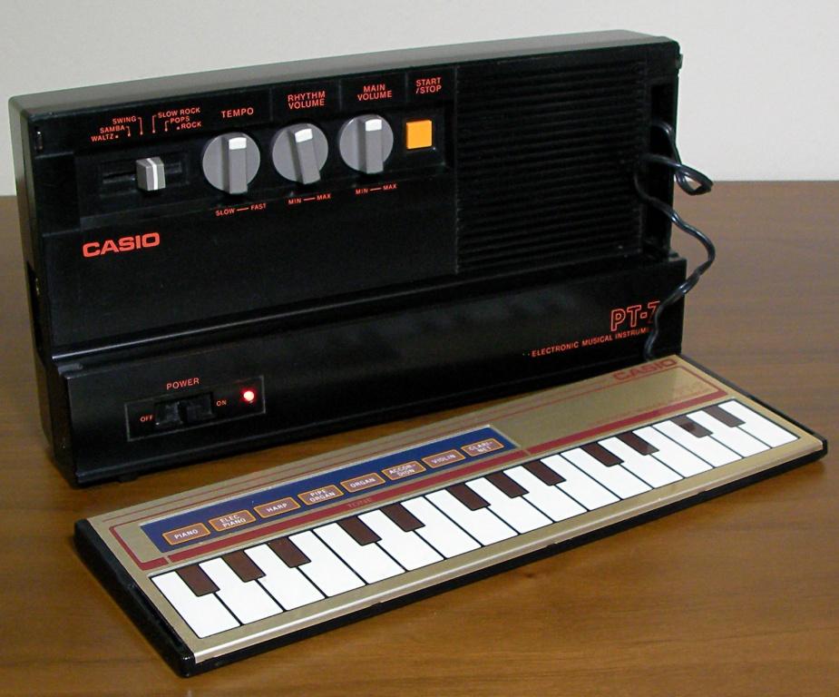 Casio PT-7
