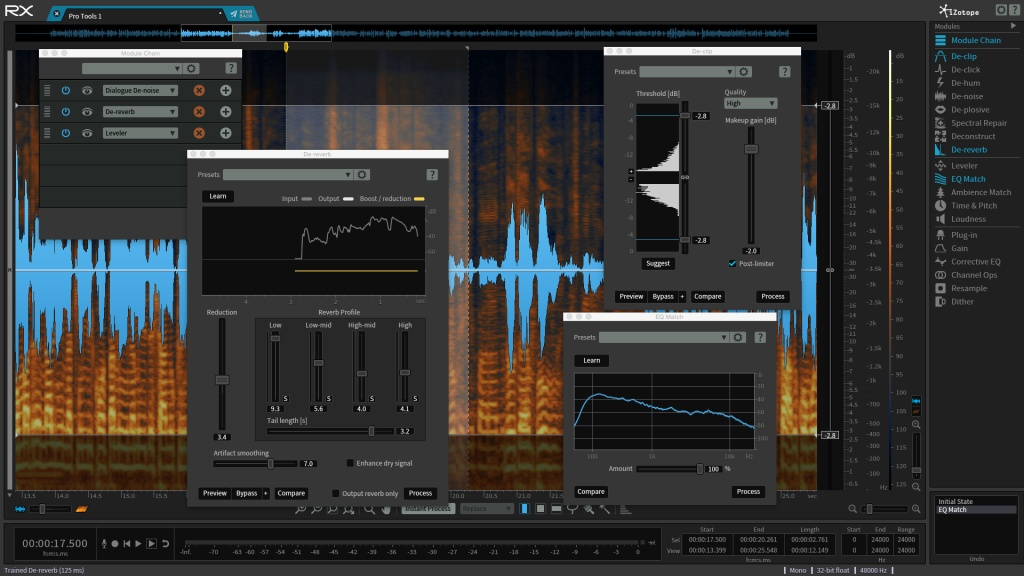 iZotope RX 5 Advanced - User review - Gearslutz