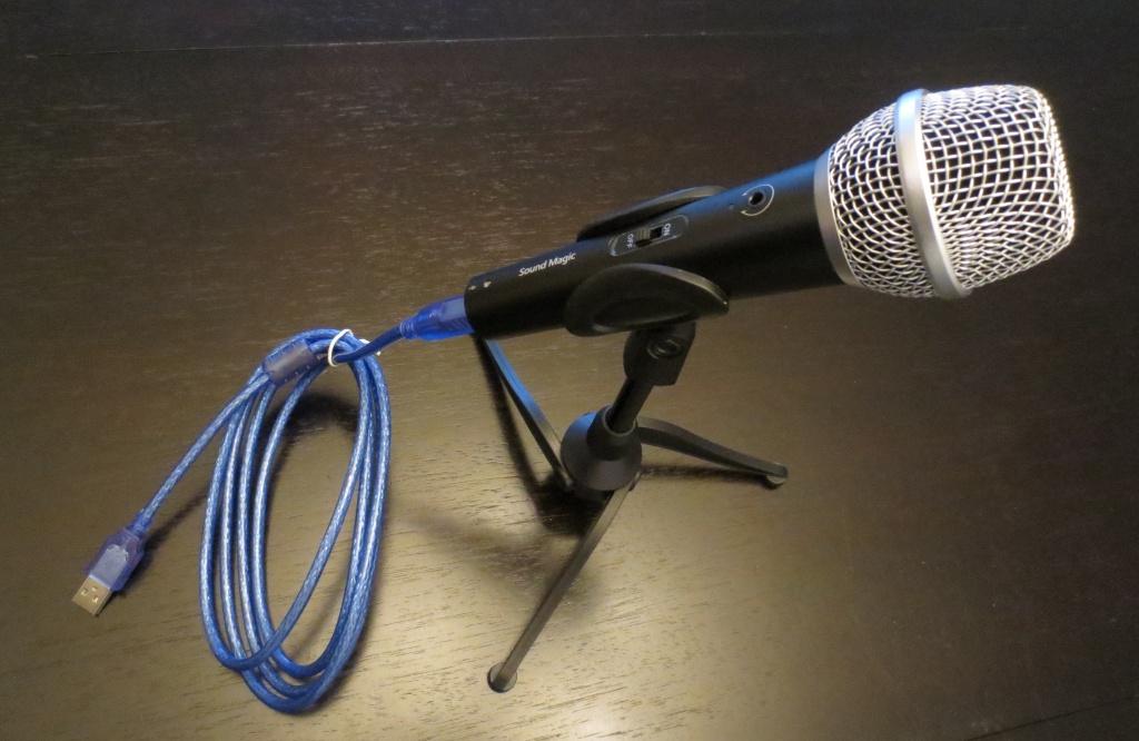 sound magic ultimate enhancer intelligent usb microphone user review gearslutz. Black Bedroom Furniture Sets. Home Design Ideas