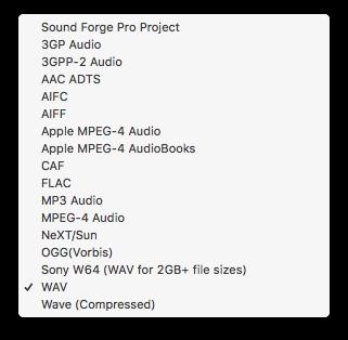 Magix Sound Forge Pro Mac 3 - User review - Gearslutz