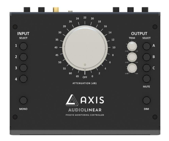 Audiolinear AXIS