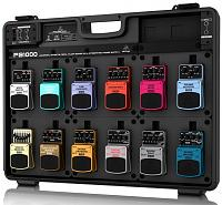 Behringer Pedal Board PB1000 with Power Supply-pb1000open2.jpg