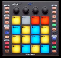 PreSonus ATOM  Production and Performance Pad Controller-atom.jpg